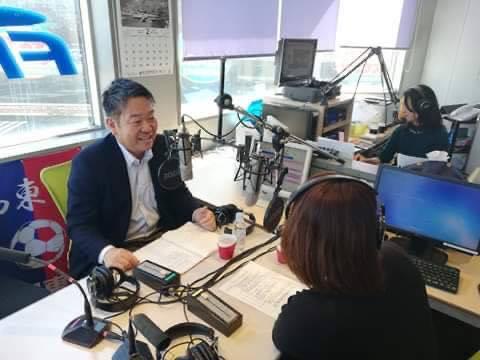 吉田院長ラジオ番組出演1